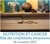 Nutrition et cancer