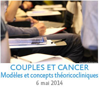 Couples et cancers : modèles théoriques