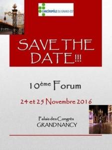 Affiche forum CGE