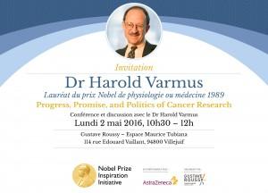 Invitation conférence H Warmus