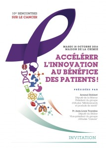 Affiche rencontres parlementaires